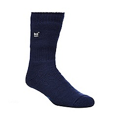 Heat Holders - Navy Heat Holders thermal slipper socks