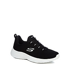 Skechers - Black 'Dynamight' trainers