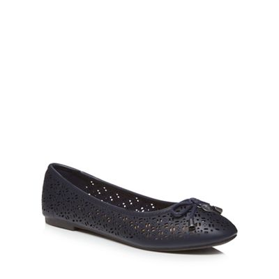 Mantaray Navy pumps 0670102202 Fashion Shoes Hot Sale Cheapest Price Save Over 50%