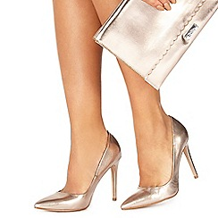 Faith - Rose 'Chloe' high stiletto heel pointed shoes
