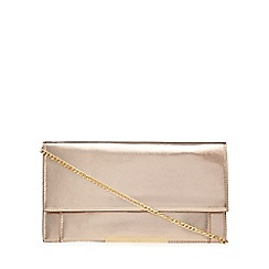 Faith - Rose 'Pablo' clutch bag