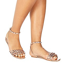 Faith - Rose 'Jamila' ankle strap sandals