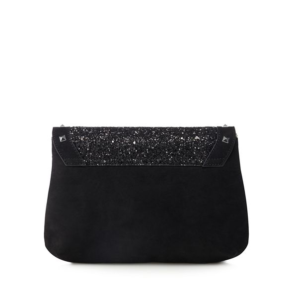'Paris' bag Black cross body studded Faith qx5SFXdwX