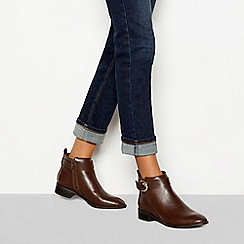 Principles - Brown 'Connor' ankle boots
