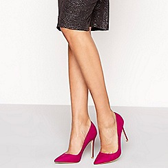 d39292311a Faith - Pink suedette  Chloe  high stiletto heel pointed shoes