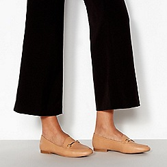 Principles - Tan 'Rosalie' Loafers