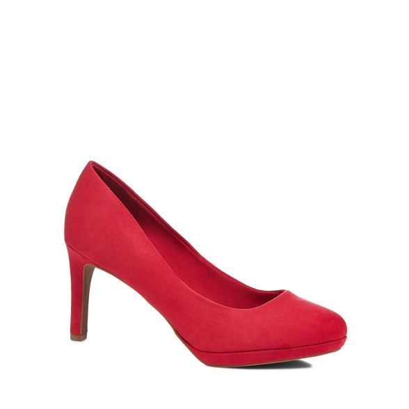 The high court Pink Collection shoes stiletto heel suedette 'Callie' rHznrgR6W