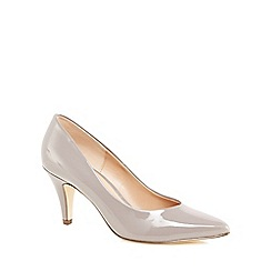 Call It Spring - Grey 'Unini' high stiletto heel court shoes