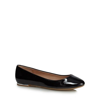 Call It Spring - Black patent 'Fibocchi' pumps