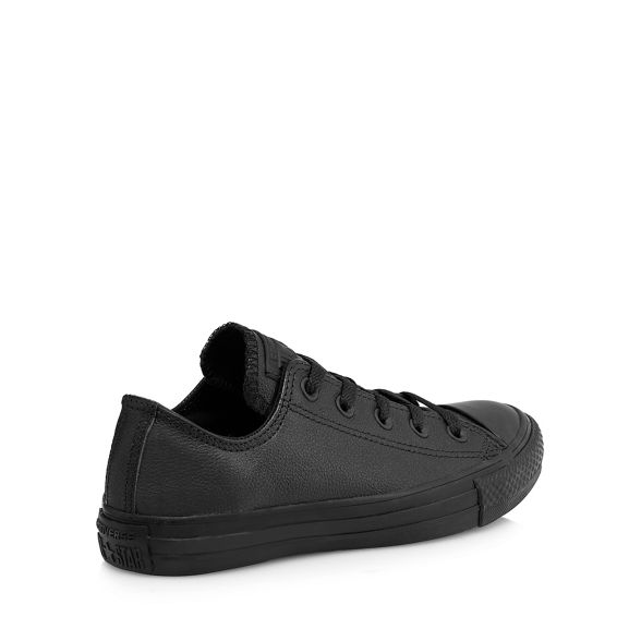 leather Black star All trainers Taylor 'Chuck Ox' Converse CO5wP1q