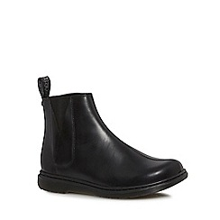 Dr Martens - Black leather 'Noelle' Chelsea boots