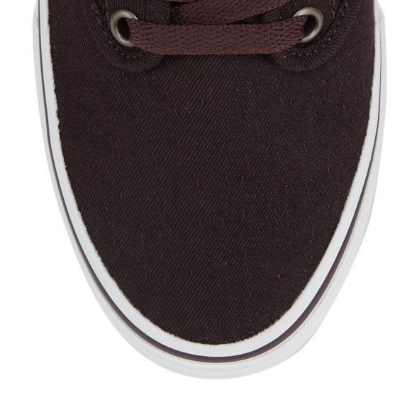 lace up trainers Vans Stripe' Maroon 'Camden 7OwBqRS