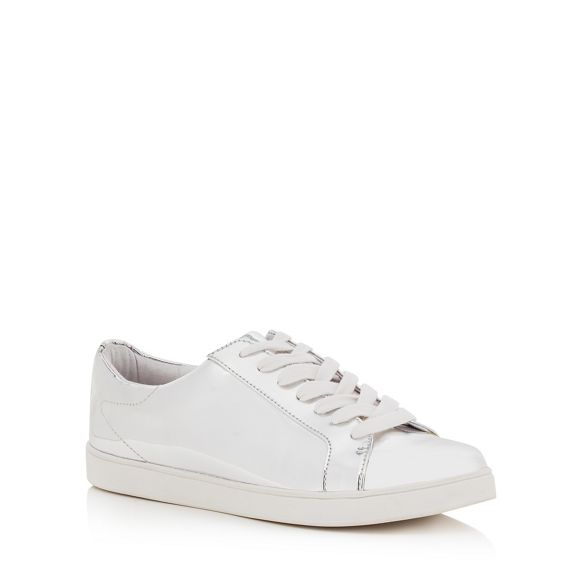 Silver 'Kandy' Faith trainers Silver Faith qBPpwwE