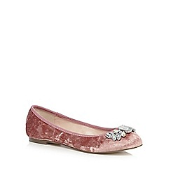Faith - Pink 'Andrea' pumps