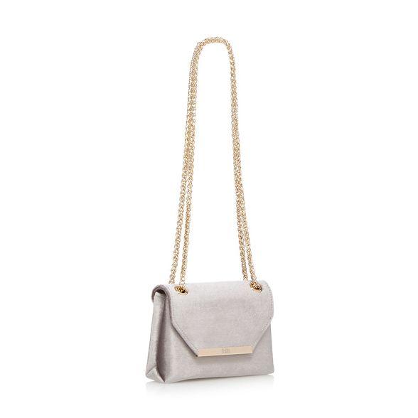 velvet body 'Paradise' Faith cross bag Grey aqxT75wU
