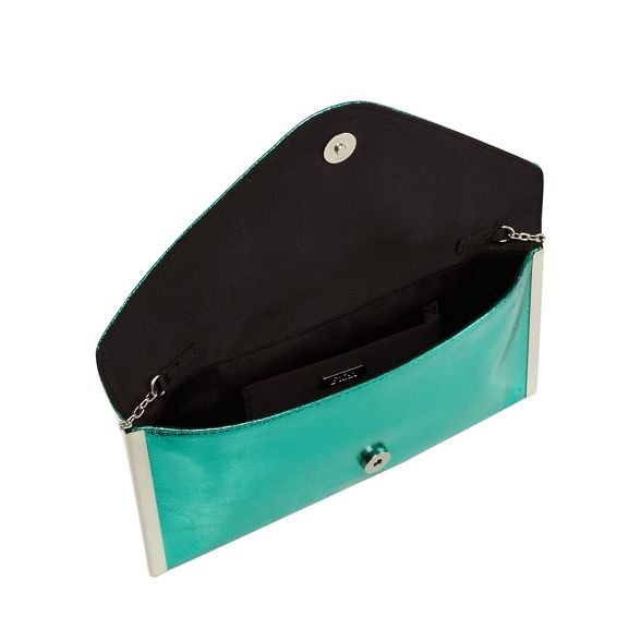 clutch Green Green bag Faith Faith 'Promise' 'Promise' clutch bag UT7qPx5z