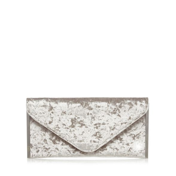 Faith Grey 'Promise' 'Promise' Faith clutch clutch bag Grey bag qCwqHxB