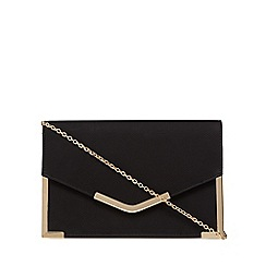 Call It Spring - Black 'Galalenna' clutch bag