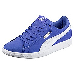 Puma - Blue vikky trainers