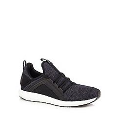 Puma - Black mega nrgy knit wns trainers