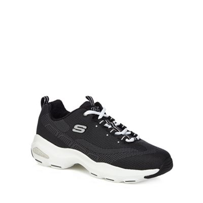 Skechers - Black 'D'Lite Ultra' Ultra' 'D'Lite trainers ed0937
