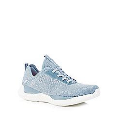 Skechers - Light blue 'Matrixx' trainers