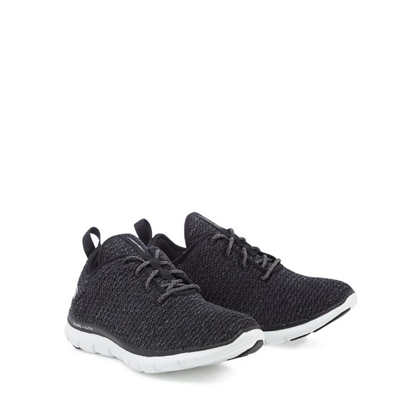 2 Black 'Flex 0' trainers Appeal Skechers xqPZYw4B
