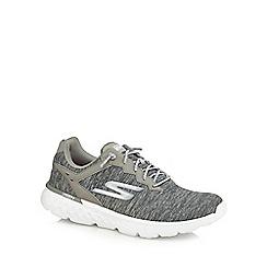 Skechers - Grey 'Go Run 400' trainers