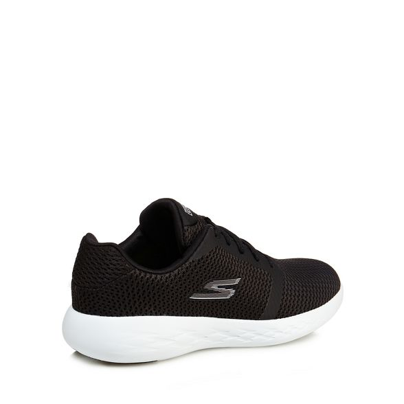 'Go trainers Black 600' Skechers Run zaOqx5