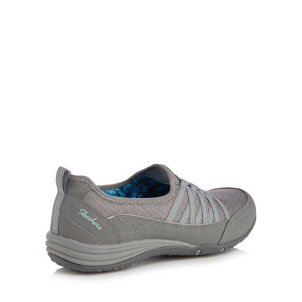 slip 'Unity on Grey Skechers trainers Big' Go 5IqF6wz