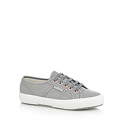 Superga - Dark grey 'Cobinu' trainers