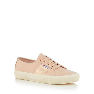 Superga - Rose 'Cotcotmetu' trainers Fashionable and eye-catching shoes