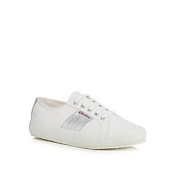 Superga - White 'Cotcotmetu' trainers