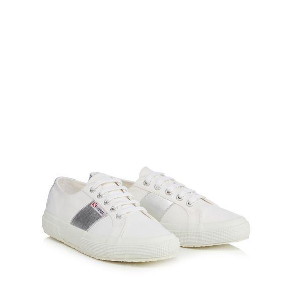 'Cotcotmetu' trainers Superga Superga White White qwnazIxt8z