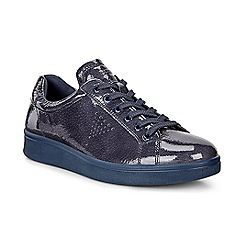ECCO - Blue soft 4 sneakers