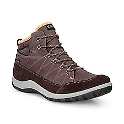 ECCO - Brown aspina outdoor ankle boots