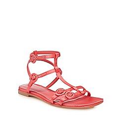 J by Jasper Conran - Pink 'Judy' gladiator sandals