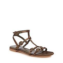 J by Jasper Conran - Olive green 'Judy' gladiator sandals
