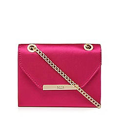 Faith - Pink 'Peonie' small cross body bag