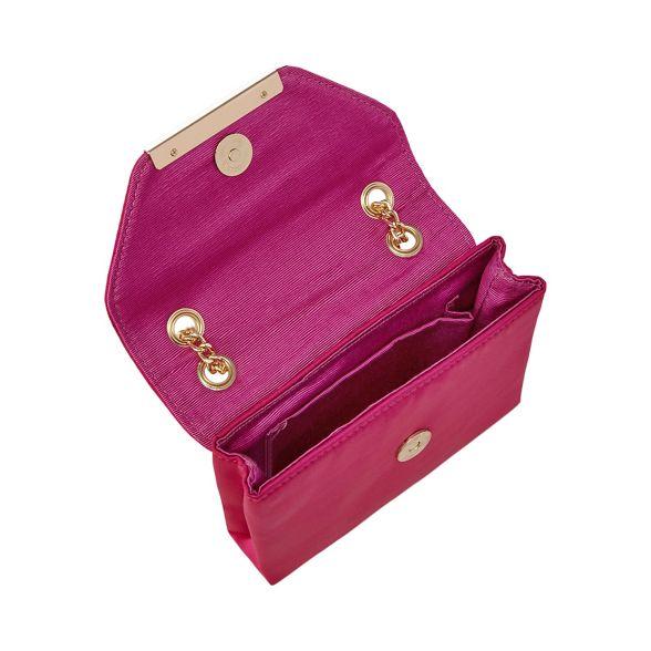 cross Pink body Faith bag small 'Peonie' RvxOB