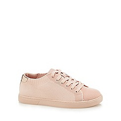Call It Spring - Pink knit 'Onigossi' trainers