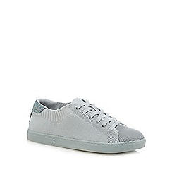 Call It Spring - Pale blue knit 'Onigossi' trainers