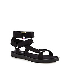 Call It Spring - Black 'Proresien' ankle strap sandals