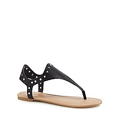 Call It Spring - Black 'Dwilide' sandals
