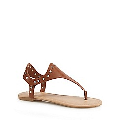 Call It Spring - Tan 'Dwilide' sandals