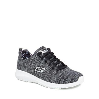 Skechers Skechers Skechers - Black 'Ultra Flex First Choice' trainers e1c952