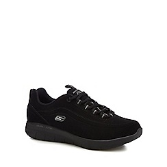 Skechers - Black 'Synergy 2.0' trainers