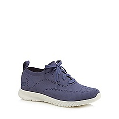 Skechers - Blue 'Wave' trainers