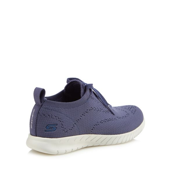Skechers trainers Skechers Blue Skechers 'Wave' 'Wave' trainers Blue H0dCxqwH
