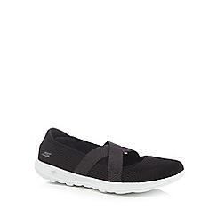 Skechers - Black 'Go Walk Lite' trainers